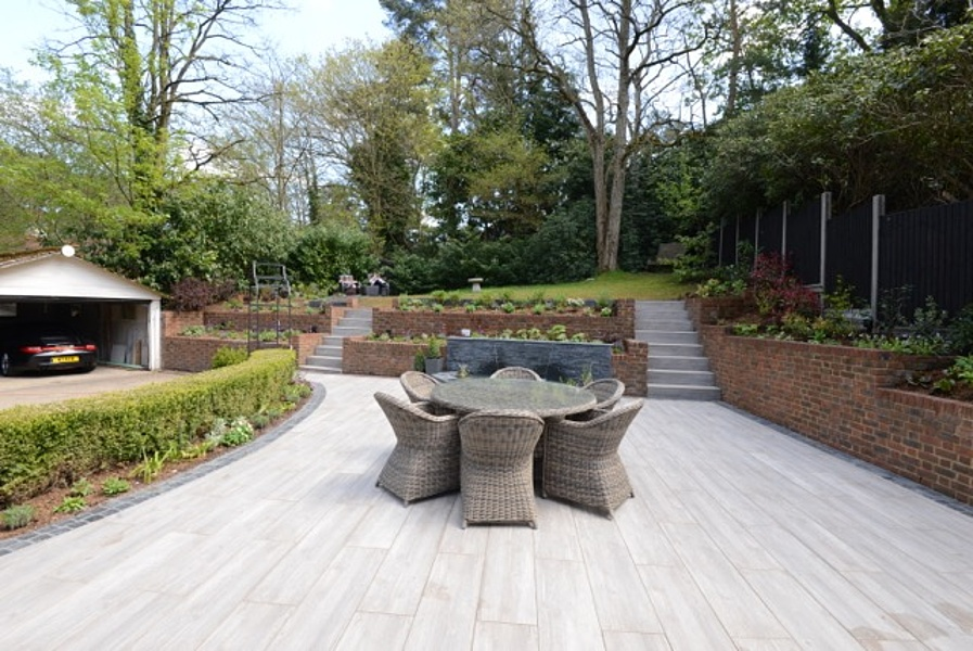 Stonemarket award winning garden